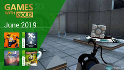 June 2019 - Instant Game Collection in Games With Gold