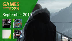 September 2019 - Instant Game Collection in Games With Gold
