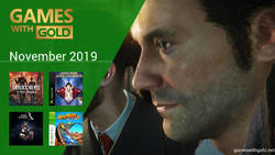 November 2019 - Instant Game Collection in Games With Gold