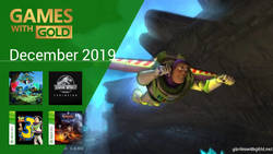 December 2019 - Instant Game Collection in Games With Gold