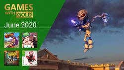 June 2020 - Instant Game Collection in Games With Gold