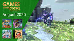 August 2020 - Instant Game Collection in Games With Gold
