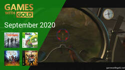 September 2020 - Instant Game Collection in Games With Gold
