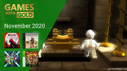 November 2020 - Instant Game Collection in Games With Gold