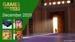 December 2020 - Instant Game Collection in Games With Gold