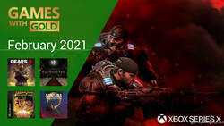 February 2021 - Instant Game Collection in Games With Gold
