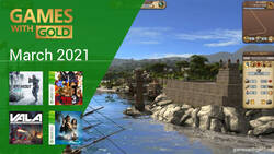 March 2021 - Instant Game Collection in Games With Gold