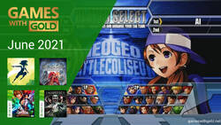 June 2021 - Instant Game Collection in Games With Gold