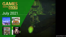 July 2021 - Instant Game Collection in Games With Gold