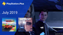 July 2019 - Instant Game Collection in PlayStation Plus