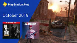 October 2019 - Instant Game Collection in PlayStation Plus