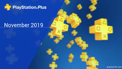 November 2019 - Instant Game Collection in PlayStation Plus