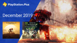 December 2019 - Instant Game Collection in PlayStation Plus