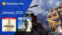 January 2020 - Instant Game Collection in PlayStation Plus