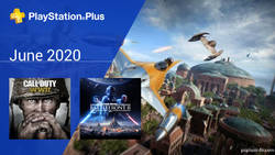 June 2020 - Instant Game Collection in PlayStation Plus