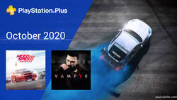 October 2020 - Instant Game Collection in PlayStation Plus