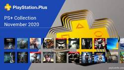 November 2020 - free games for PS5 in PS+ Collection