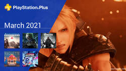 March 2021 - Instant Game Collection in PlayStation Plus