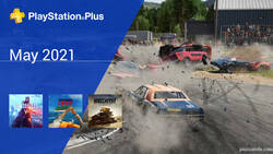 May 2021 - Instant Game Collection in PlayStation Plus