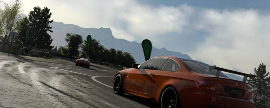 DriveClub: PS Plus Edition