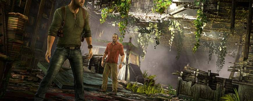 Uncharted 3: Drake's Deception – Campaign Mode