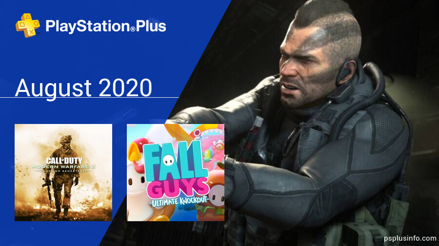 August 2020 - Instant Game Collection in PlayStation Plus