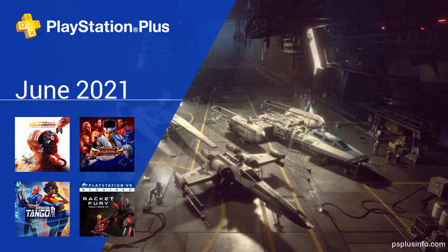June 2021 - Instant Game Collection in PlayStation Plus
